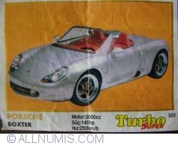 350 - Porsche Boxter