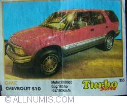 355 - GMC Chevrolet S10