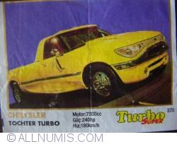 Image #1 of 370 - Chrysler Tochter Turbo