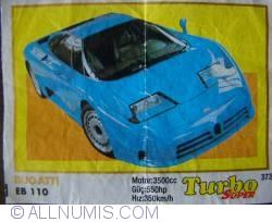 Image #1 of 373 - Bugatti EB 110