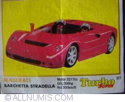 Image #1 of 377 - Maseratti Barchetta Stradella