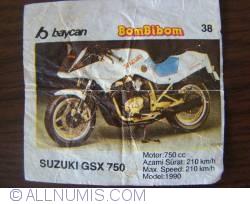 38 - Suzuki GSX 750