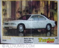 Image #1 of 389 - Mazda 929