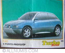 Image #1 of 395 - Fiat S Punto - Prototip