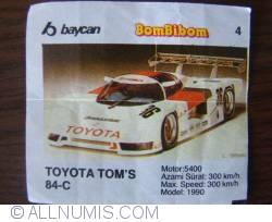 04 - Toyota Tom's 84-C