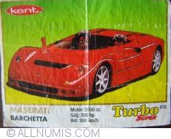 410 - Maseratti Barcheta