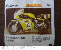 42 - Kawasaki KR 1000 F