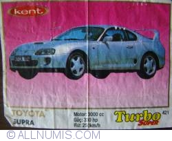 Image #1 of 421 - Toyota Supra