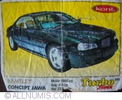 449 - Bentley Concept Jawa