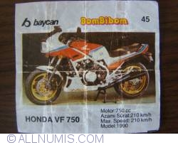 45 - Honda VF 750