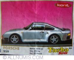 464 - Porsche 959