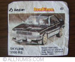 47 - Skyline 2000 RS