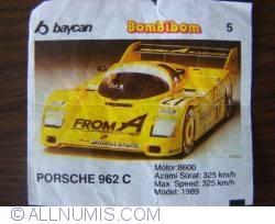 Image #1 of 05 - Porsche 962-C
