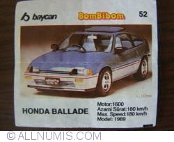 52 - Honda Ballade
