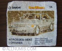 56 - Mercedes Benz Lorinser