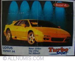 Image #1 of 61 - Lotus Esprit S4