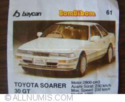 61 - Toyota Soarer 30 GT