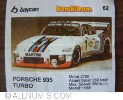 62 - Porsche 935 Turbo