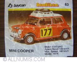 63 - Mini Cooper