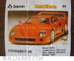 64 - Ferrari F40