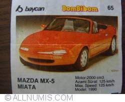 65 - Mazda MX-5 Miata