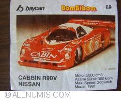 69 - Cabbin R90V Nissan