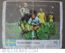 70 - Thomas Ravelli / Sweden