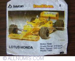 Image #1 of 08 - Lotus Honda