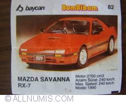 82 -  Mazda Savanna RX-7