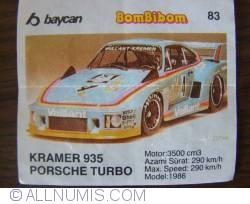 83 - Kramer 935 Porsche Turbo