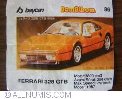 86 - Ferrari 328 GTB