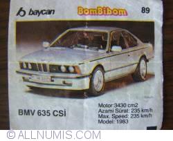 89 - BMW 635 CSI