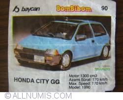 90 - Honda City GG