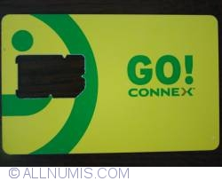 Image #1 of Connex go!  - without SIM