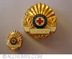 Romania Red Cross R.S.R. – Evidentiat