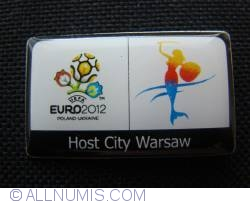 EURO 2012 (UEFA) - Host city Warsaw