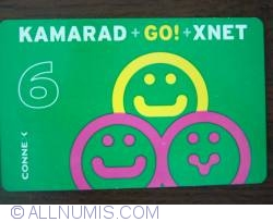 Image #1 of CONNEX - KAMARAD+GO!+XNET - 6$