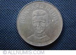SHELL traum-elf 1969 Reinhard Libuda