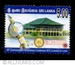 Image #1 of 5 Rs 2012 - 58th Commonwealth Parliamentary Conference