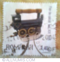 Image #1 of 1,40 L 2012 - Pressing iron 19th century