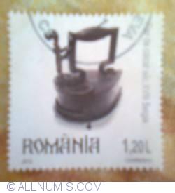 Image #1 of 1.20 lei 2012 - Pressing iron