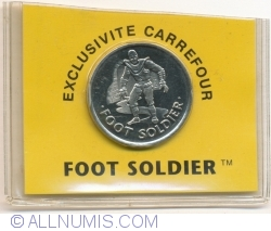Image #1 of Foot Soldier - Exclusivite Carrefour