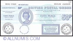 Image #1 of 50 Pence 1991