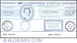 Image #1 of 50 Pence 1995