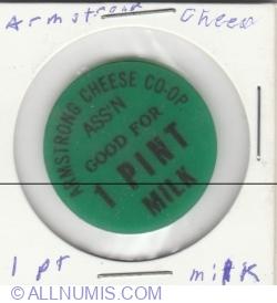 1 pint milk