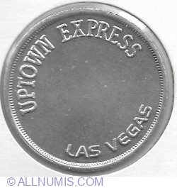 Image #2 of 1 fare Uptown Express