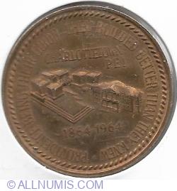 Imaginea #1 a Charlottetowne Confederation Medal