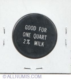 Imaginea #2 a 1 quart 2% milk
