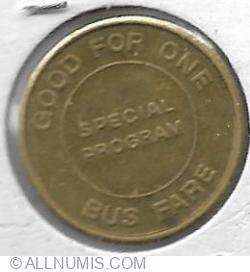 Image #2 of 1 bus fare, special program