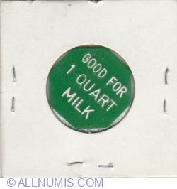 1 quart milk